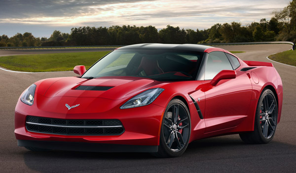 Chevrolet Corvette Stingray.