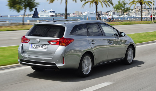 Toyota Auris Touring Sports.