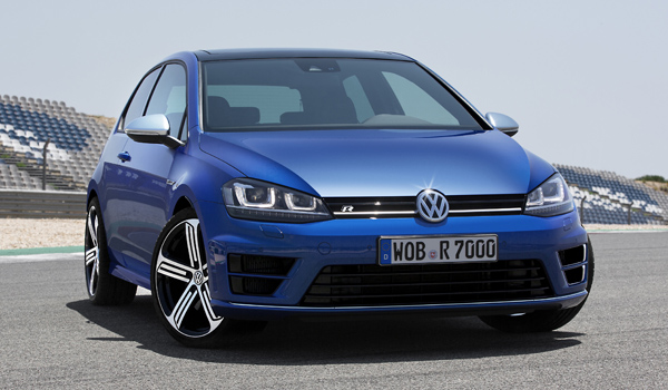 Volkswagen Golf R.