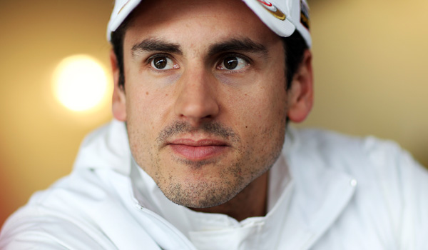 Adrian Sutil, piloto de Force India.