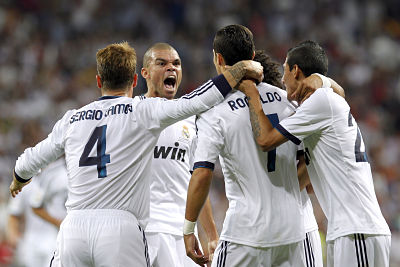 bwin te invita al Real Madrid-Sevilla.